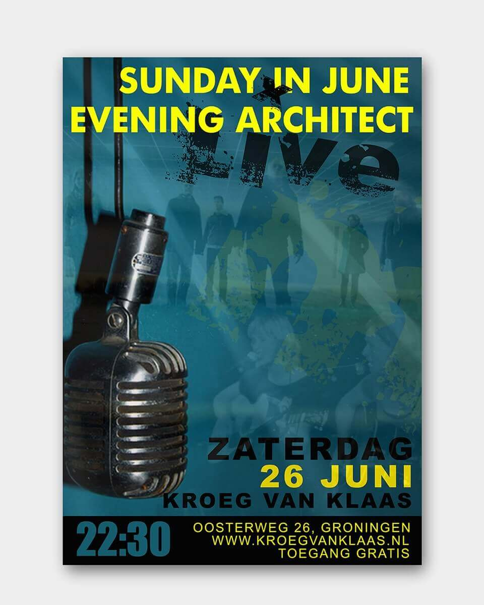 Sunday in June / Evening Architect